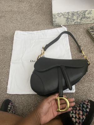 Dior saddle bag for Sale in Houston, TX