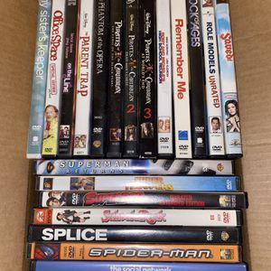 Box Of DVDS for Sale in Phoenix, AZ