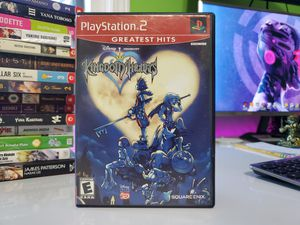 Kingdom Hearts Playstation 2 (PS2) COMPLETE! for Sale in Lilburn, GA
