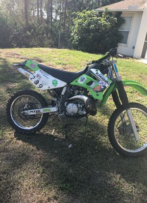 Kdx 220r trade only for atv or dike bike 250+ for Sale in Miami, FL