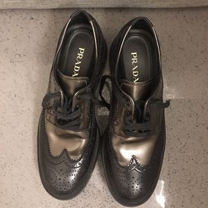Prada Levitate Wingtip Brogues size 6.5 for Sale in West Linn, OR