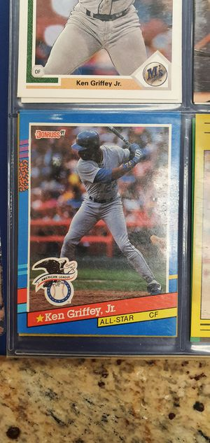 Ken Griffey Jr all-star card for Sale in Laredo, TX