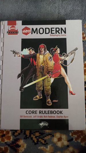 Role playing game core rule books for Sale in Bexley, OH