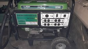 genator like new only been used once for Sale in Perris, CA