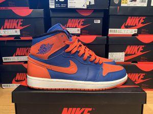 Jordan 1 knicks for Sale in Des Moines, WA