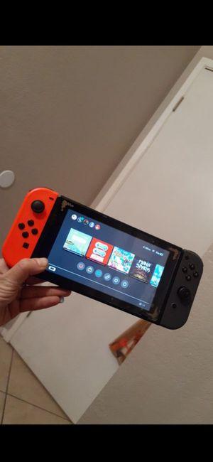 Nintendo switch w Zelda skin for Sale in Glendale, AZ