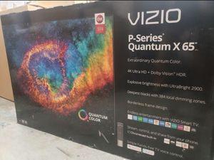 "65"" Vizio PX65-G1 Quantum X 4k UHD HDR LED Smart Tv 2160p (FREE DELIVERY) for Sale in Tacoma, WA"