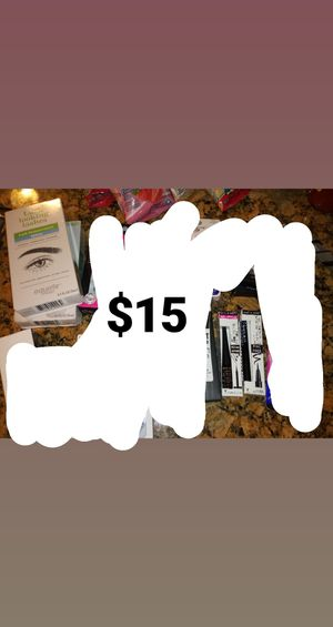 Lash serum and eyeliner for Sale in Sacramento, CA