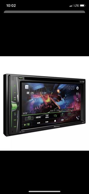 Pioneer double din touchscreen Bluetooth aux usb for Sale in Chula Vista, CA