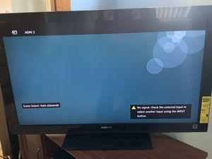 Sony 40in for Sale in Pleasant Ridge, MI