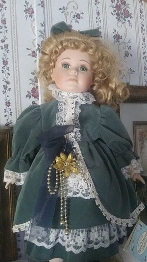 Porcelien Doll for Sale in Hermon, ME
