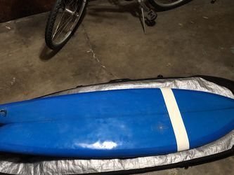 5'9 Chris Christenson Quad Fish for Sale in Costa Mesa,  CA