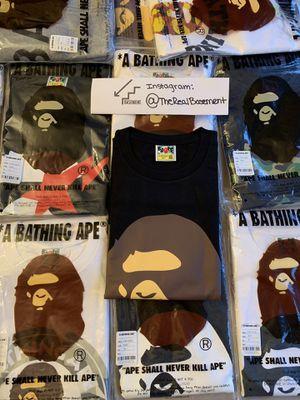 AUTHENTIC BAPE T SHIRT for Sale in Washington, DC