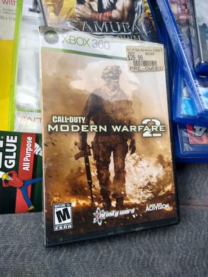 Call of duty Modern Warfare 2 Xbox 360 for Sale in National City, CA