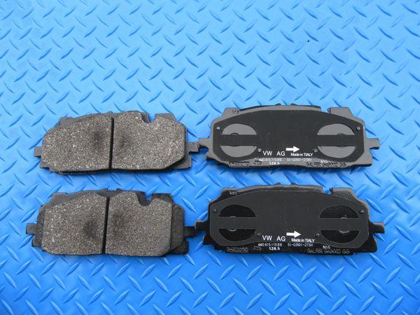 Audi Q7 front brake pads oem #5839