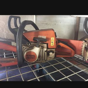 Steel MS 210 Chainsaw for Sale in Stamford, CT