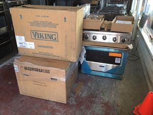 Viking Professional Appliance Bundle for Sale in Los Angeles, CA