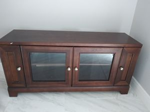 Wood Frame TV Stand for Sale in Lake Worth, FL
