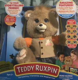 Teddy Ruxpin Storytelling Friend Brand New never used for Sale in Halethorpe, MD