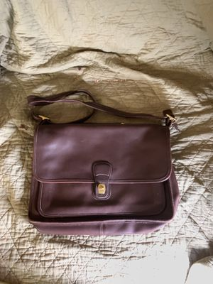 Coach briefcase/messenger bag for Sale in Auburn, WA