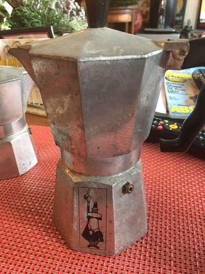 Bialetti Italian Coffee Maker for Sale in Chicago, IL