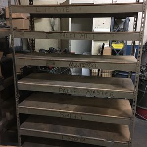 Shelving (Multiple Sizes And Materials) for Sale in Pico Rivera, CA