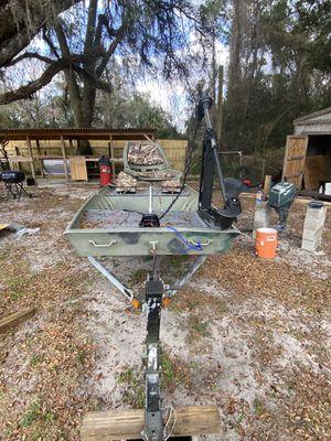 Mon ark jon boat for Sale in Citrus Springs, FL