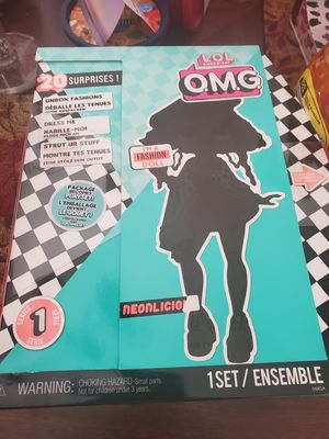 L.O.L OMG Dolls and LOL Pearly and Bubbly surprises for Sale in Modesto, CA