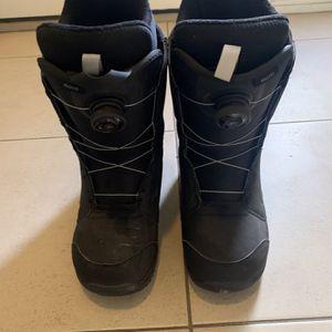 Burton Snowblarding Boots for Sale in Denver, CO