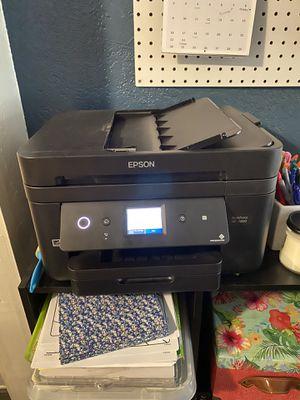 Epson printer/scanner for Sale in San Bernardino, CA