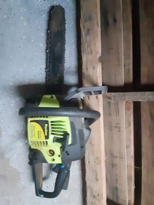 "Poulan chainsaw 14"" for Sale in San Bernardino, CA"