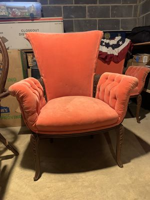 Antique wingback chairs for Sale in Leesburg, VA