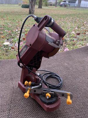 Chainsaw Chain Sharpener for Sale in Carmel, IN
