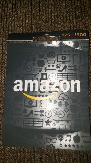 Amazon gift card selling for Sale in Cypress, TX