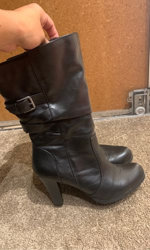 A.N.A (JCP Brand) Cute Blk Boots- Size 9 for Sale in Chula Vista, CA