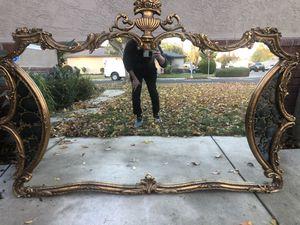 Victorian Long mirror for Sale in Modesto, CA