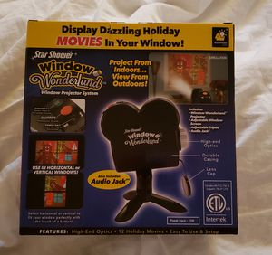 Halloween/Christmas projector for Sale in Milton, FL