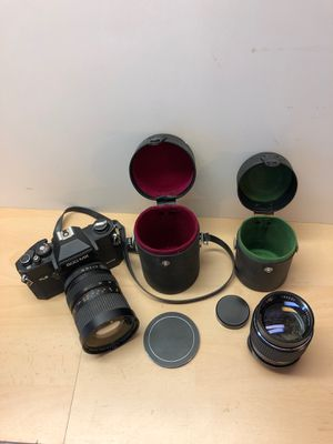 35mm Sears Camera w/2 lens for Sale in Lake Forest, CA