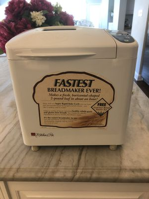 Bread Maker - Regal Kitchen Pro for Sale in Rockwall, TX