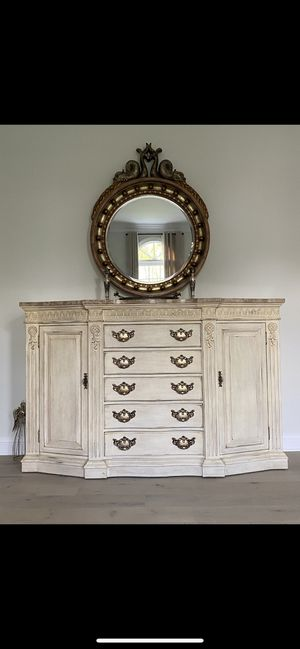 Beautiful Like-New Danker Cabinet and Theodore Alexander Cabinet for Sale in Vienna, VA