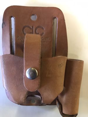 Leather Tape Measure Pouch for Sale in Tigard, OR