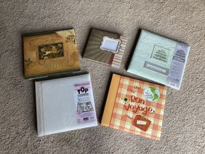 New Scrapbooks Lot of 5 for Sale in Lakeland, FL