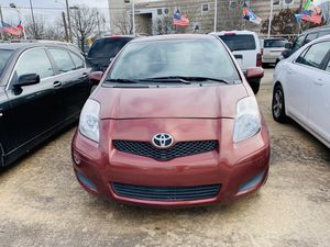 2010 TOYOTA YARIS 140k CLEAN TITLE DISCOUNT for Sale in Houston, TX