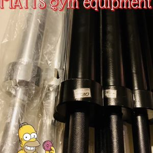 5 And 7 Foot Olympic Bars (starting At $125) for Sale in Fort Lauderdale, FL