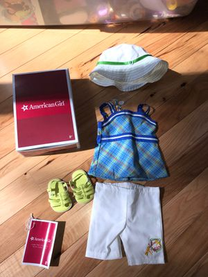 """American Girl Doll """"Lanie's Garden Outfit"""" for Sale in San Diego, CA"""