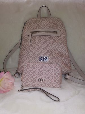 Guess backpack-bag, and wallet set for Sale in Ontario, CA