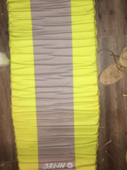 Hi-Tec Sleeping Pad/air Mattress (backpacking/camping) for Sale in Newhall,  CA