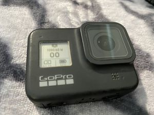 GoPro Hero 8 Black with media mod and extras for Sale in Walnut, CA