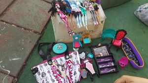 Monster High dolls $50 for all for Sale in Stockton, CA