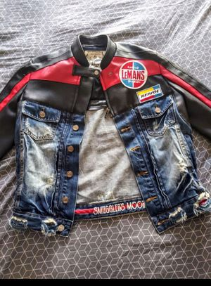 Leather & denim Smugglers Moon for Sale in Houston, TX